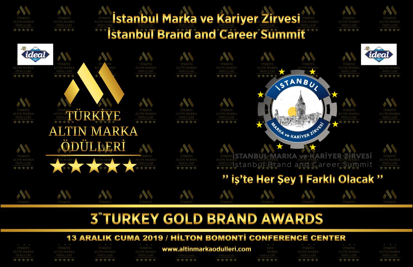 III. Altın Marka Ödülleri | İstanbul Marka ve Kariyer Zirvesi